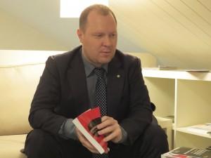 Алексей Липаткин с Русским Учителем японского Го